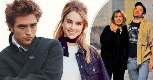 Robert Pattinson está saliendo con la exnovia de Diego Luna