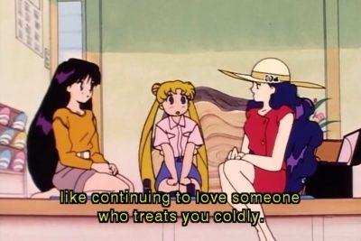 Como amar a alguien que te trata fríamente