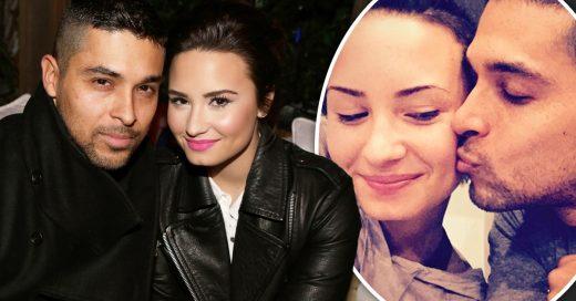 Wilmer Valderrama quiere pedirle matrimonio a Demi Lovato; quiere estar con ella el resto de su vida