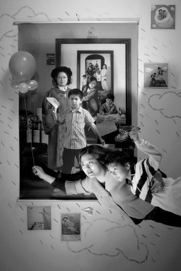 Proyecto fotográfico sobre la maternidad