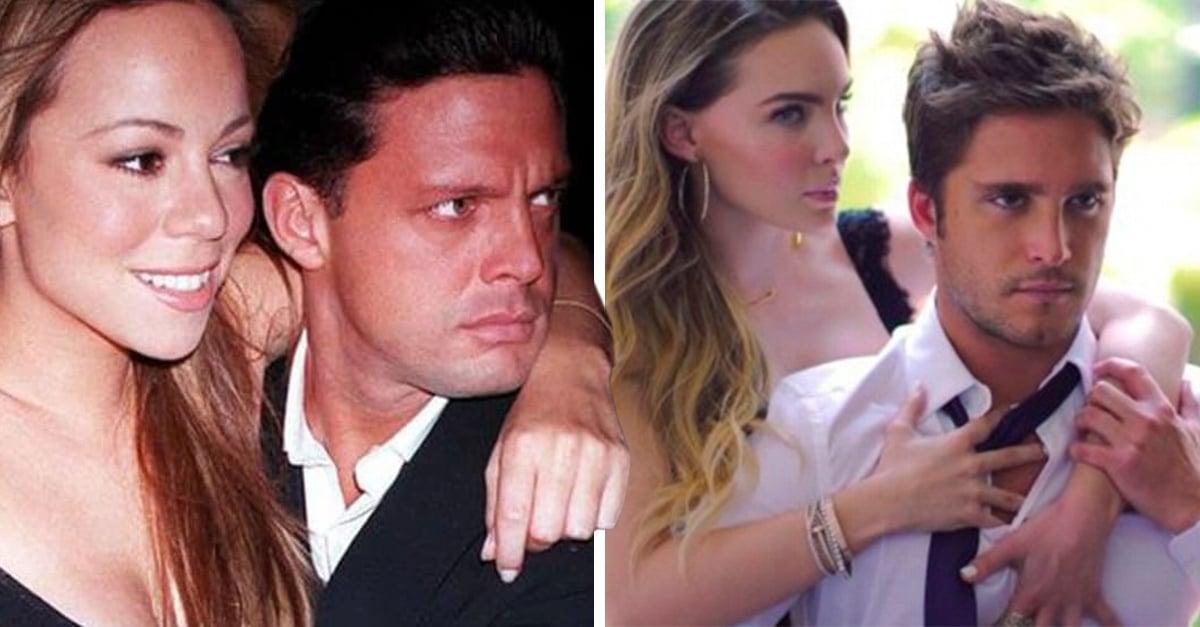 ¡Belinda interpretaría a Mariah Carey en la segunda temporada de la serie de Luis Miguel