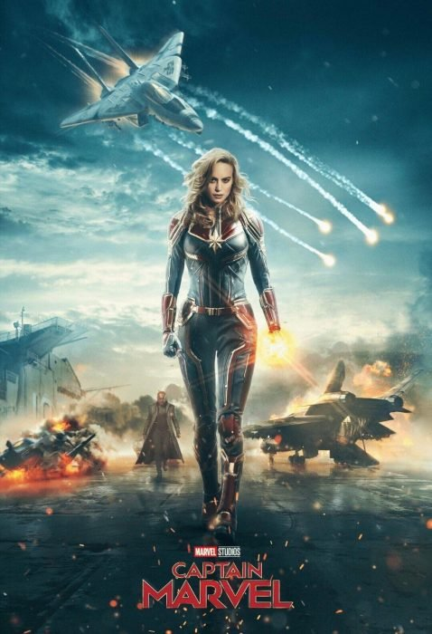 Poster de Capitan Marvel