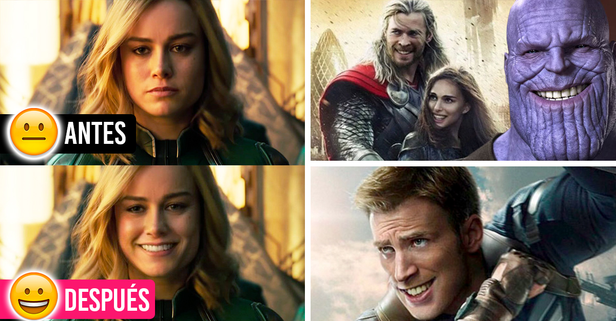 Alguien se atrevió a criticar a Brie Larson por no sonreír en 'Captain Marvel', la respuesta de la actriz fue épica