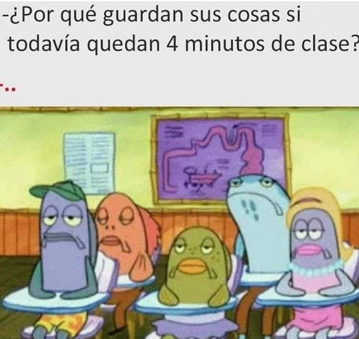 memes que explican lo que han vivido los profesores con sus alumnos