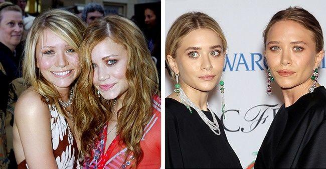 Famosos que cambiaron su apariencia