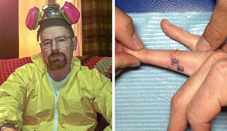 tatuaje en forma de dados