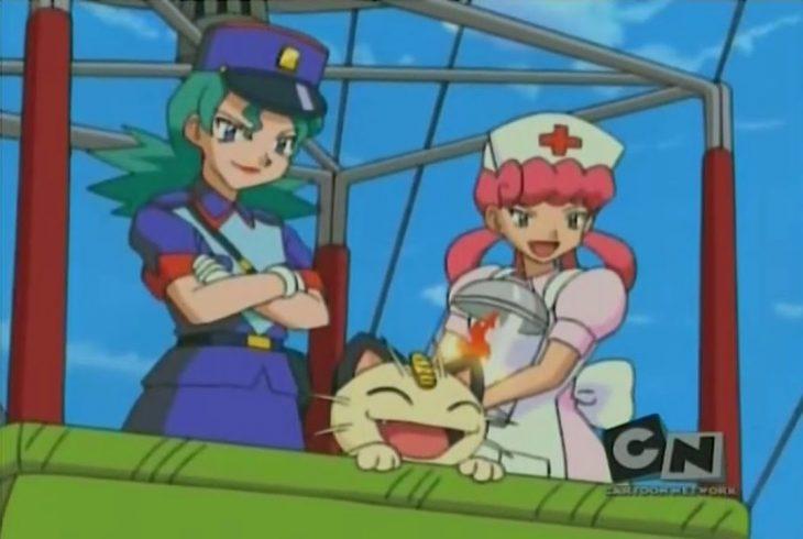 Escena de Pokemon