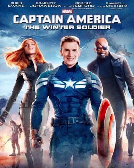posters de películas de héroes