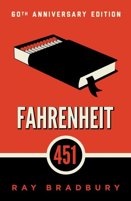 Portada del libro Fahrenheit
