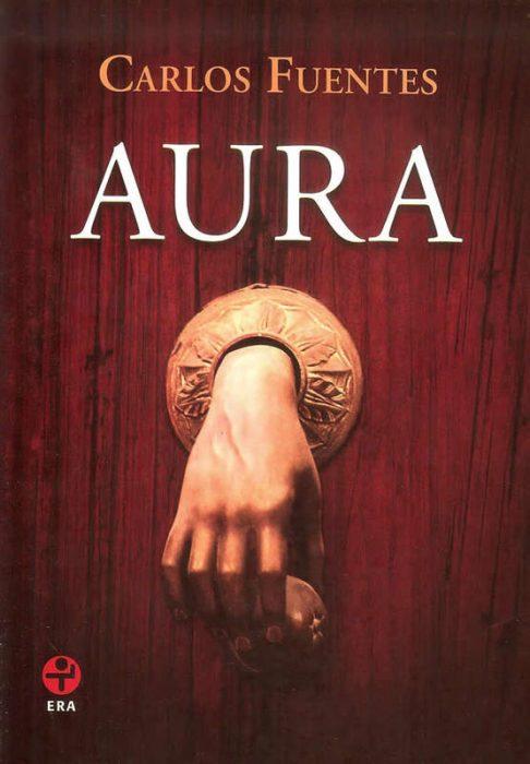 Portada del libro Aura
