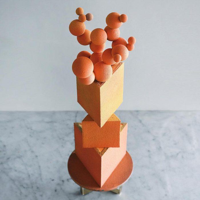 Tortik Annuchka pastelería que crea pasteles de distintos