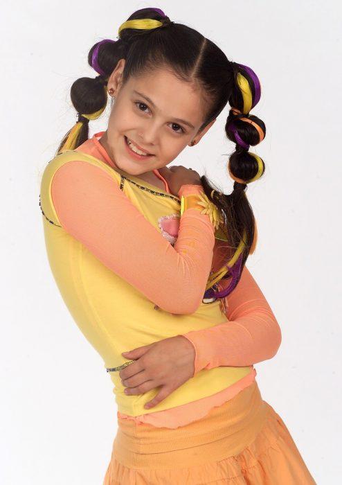 Diana de la telenovela misión S.O.S