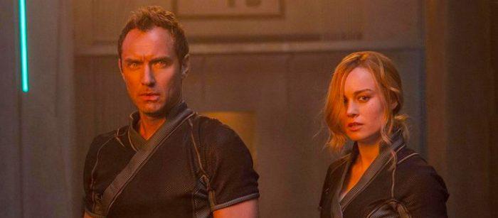 escena de la película Captain Marvel