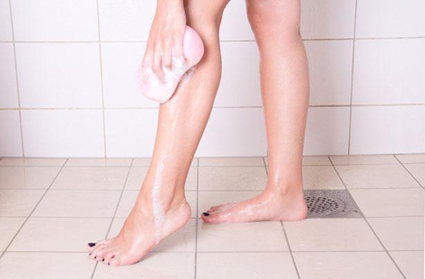 piernas de una chica