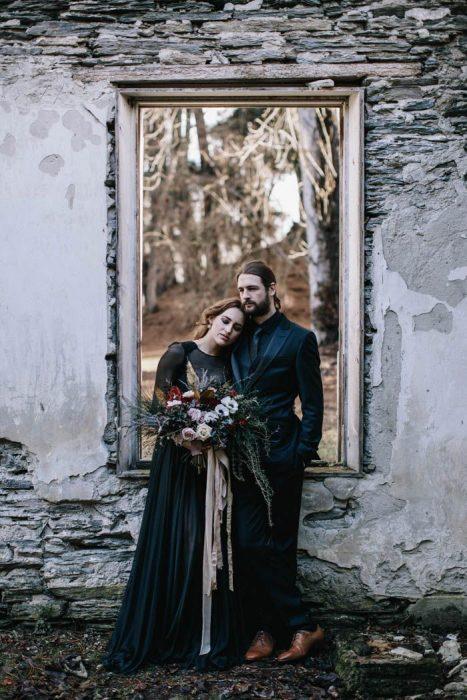 Ideas para una boda de terror