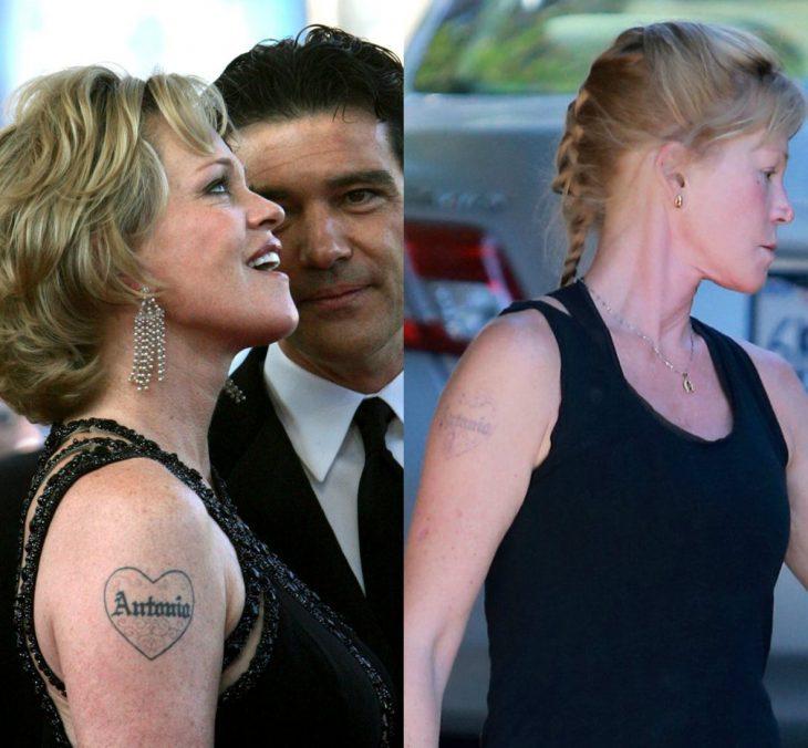 La maldición del tatuaje en parejas