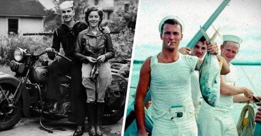 Fotos que demuestran que nuestros abuelos eran más fabulosos