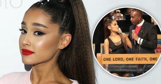 Usuarios denuncian acoso contra Ariana Grande