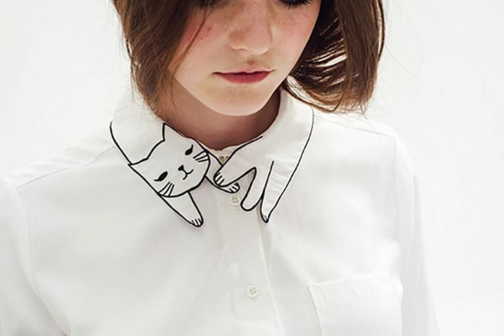 Prendas para amantes de los gatos