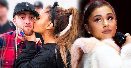 No es broma, de verdad están culpando a Ariana Grande por la muerte de su ex novio Mac Miller