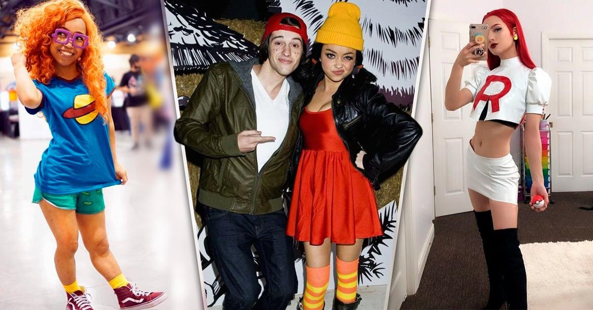 23 Disfraces que toda chica nacida en los 90 debería intentar este halloween