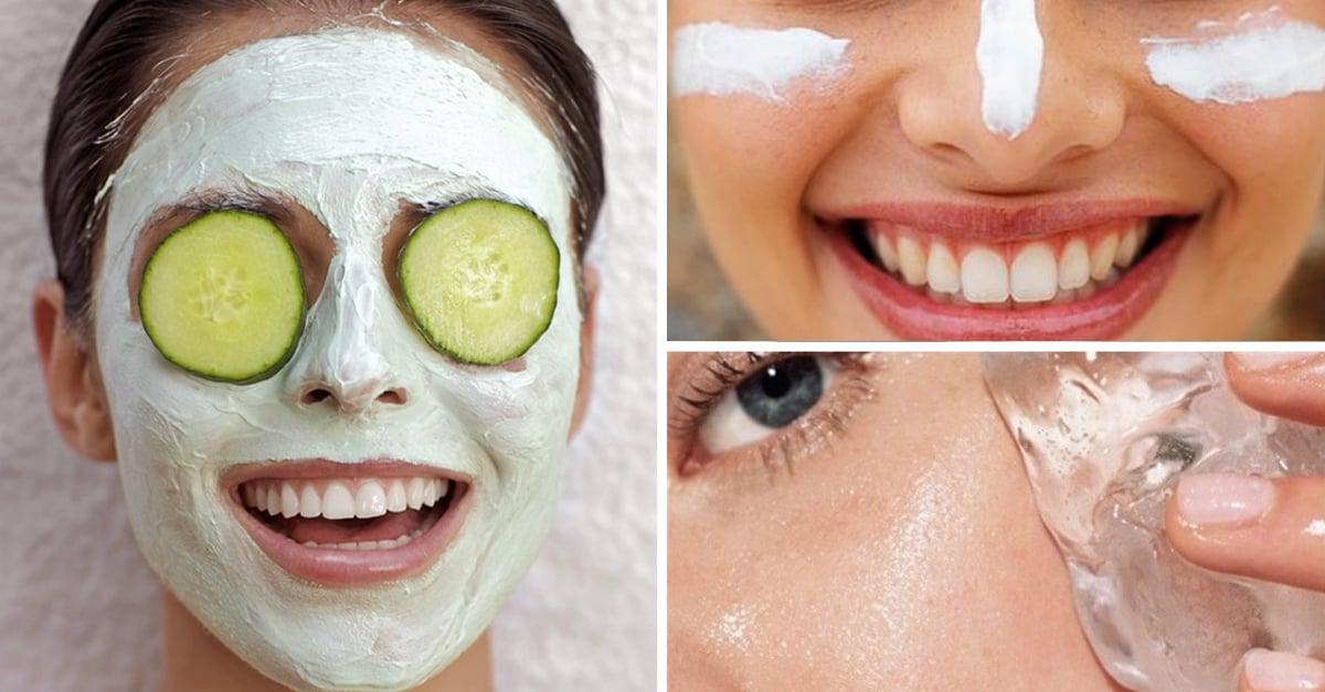 15 Maneras sencillas de acabar con los poros abiertos