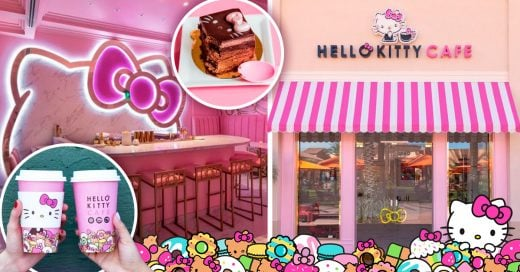 Hello Kitty café