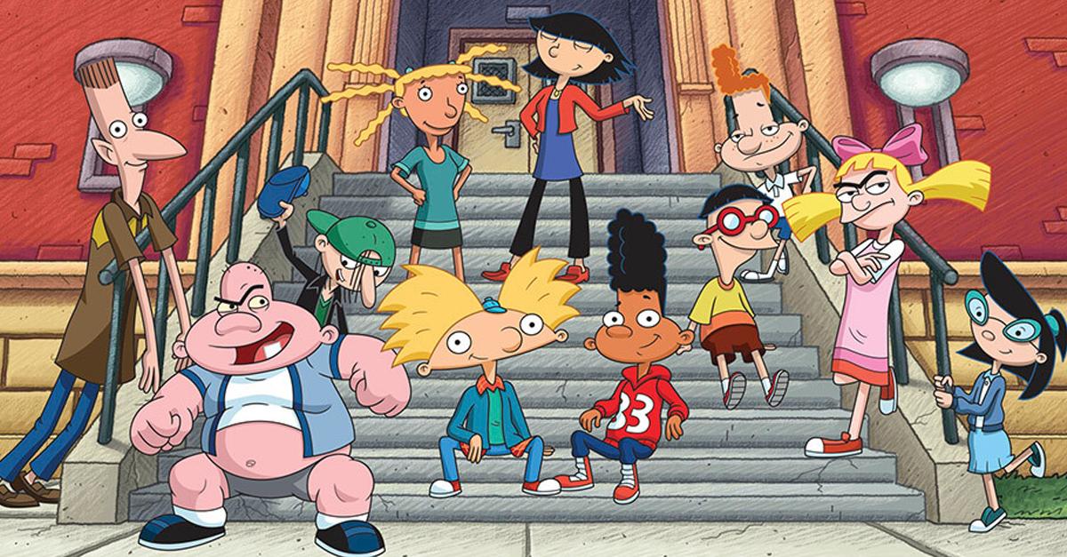 'Hey Arnold!' Podría tener una nueva temporada gracias a Netflix