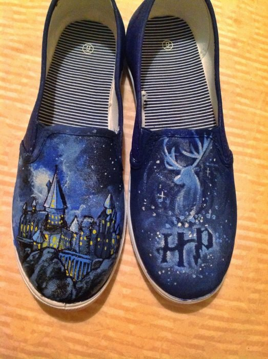 Tenis de Harry Potter