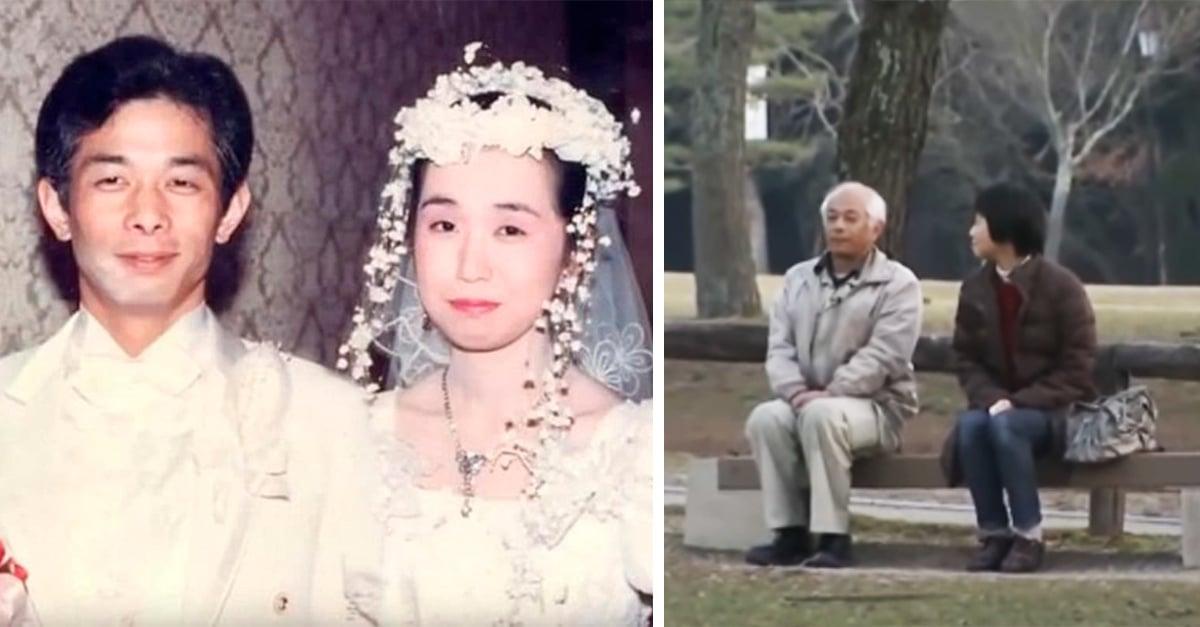 Este hombre le hizo la 'ley del hielo' a su esposa por 20 años; todo por un simple corajito