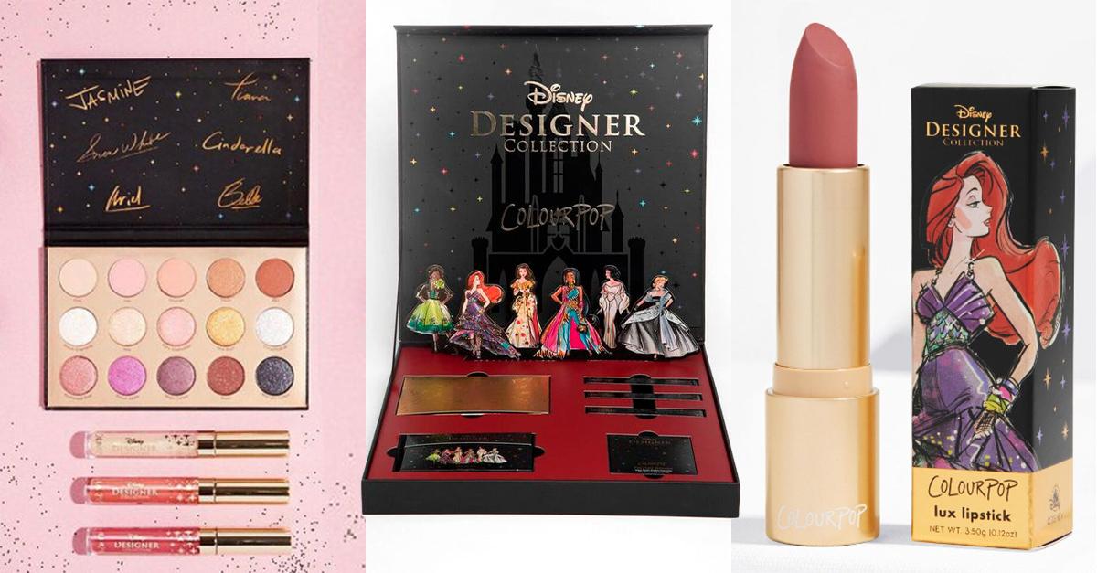 Disney lanza una línea de maquillaje inspirada en sus Princesas ¡y lo queremos todo!