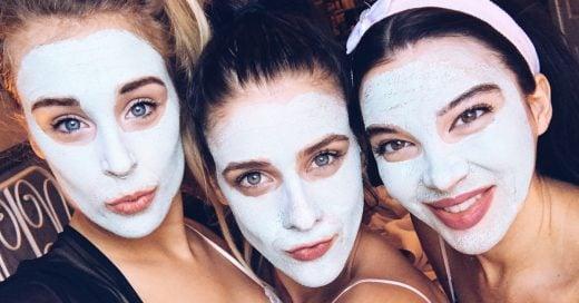 7 mascarillas naturales que te darán un rostro de porcelana