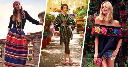 15 Outfits muy mexicanos para celebrar las fiestas patrias