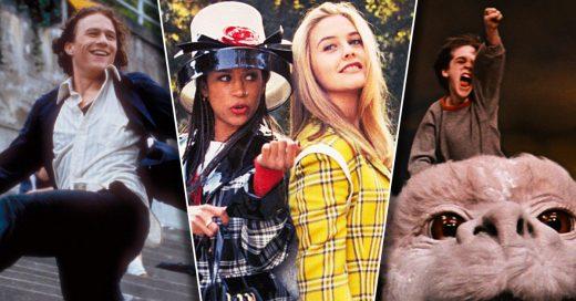 19 Películas para recordar los 90 y darle a tu corazón nostálgico algo de alegría