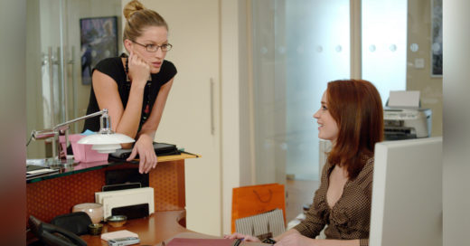 Tener un compañero con quien quejarse juntos del trabajo es bueno para la salud