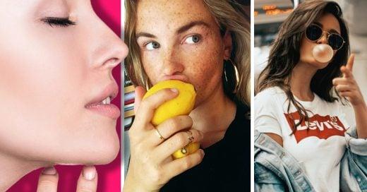 9 Alimentos que te ayudarán a eliminar la papada definitivamente