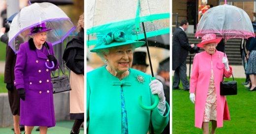 La reina nos da la mejor lección de moda para le otoño