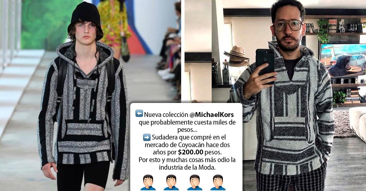 Michael Kors imita diseños de prendas mexicanas; su costo es exorbitante