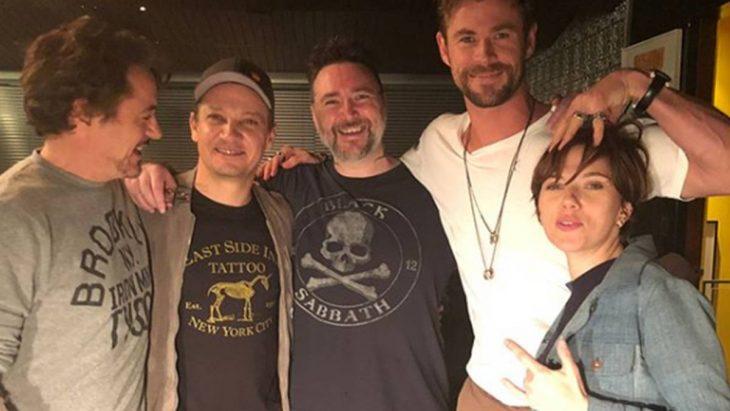 elenco de Avengers