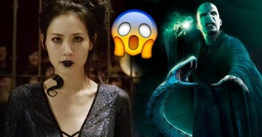 El nuevo trailer de 'Animales Fantásticos 2' ha confirmado una teoría: Nagini, es una mujer