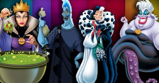 10 Villanos de Disney con los que ahora nos sentimos identificadas