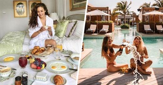 Esta empresa te paga por vivirun año gratis en sus hoteles 5 estrellas de México