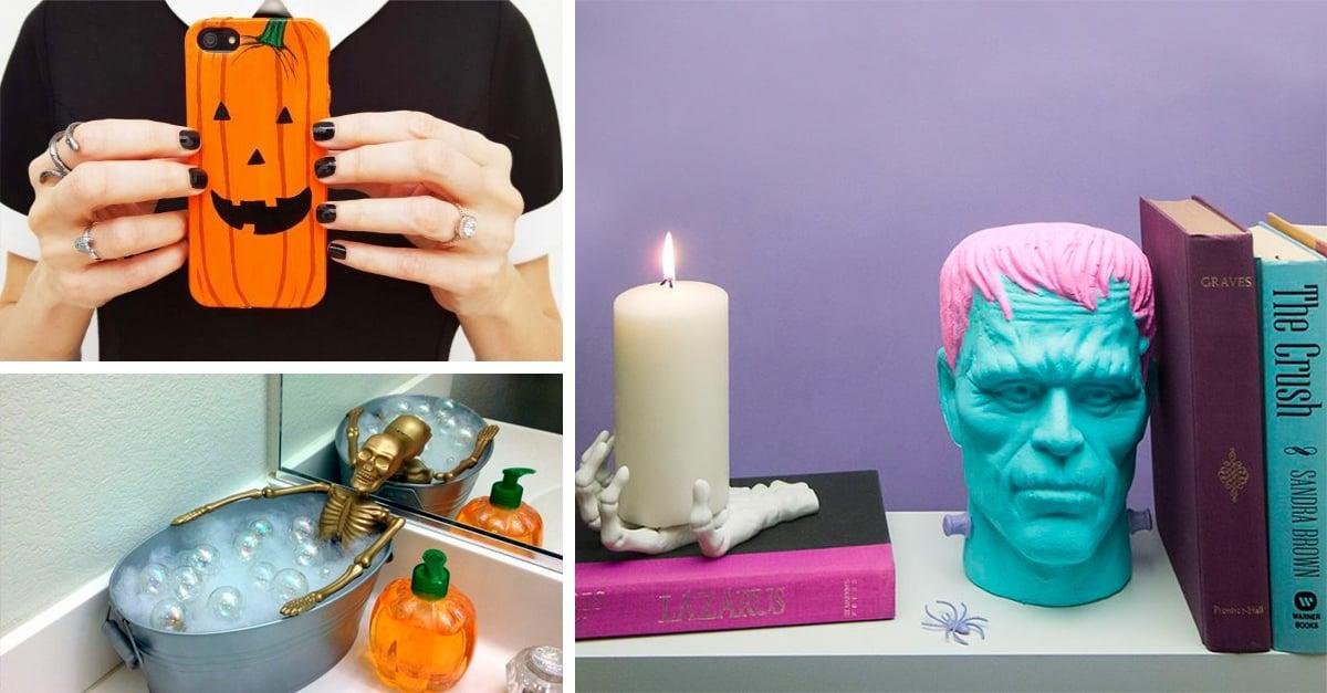 27 Adornos de halloween que harán a tu casa verse terrorífica