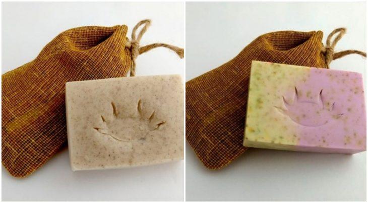 jabón de aromas naturales