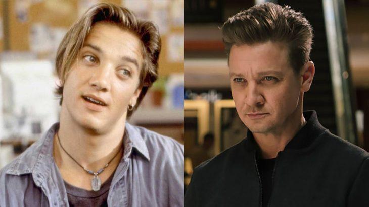 El cambio de los famosos desde su primer papel en la pantalla grande