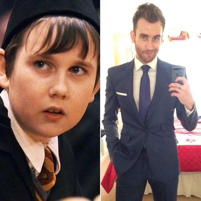 Mattew lewis antes y después de perder peso