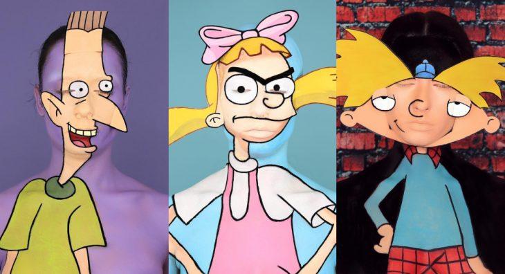 Personajes de Hey Arnold