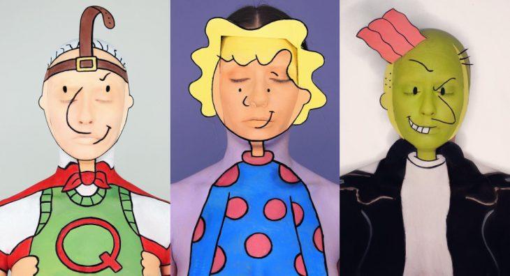 Personajes de Doug
