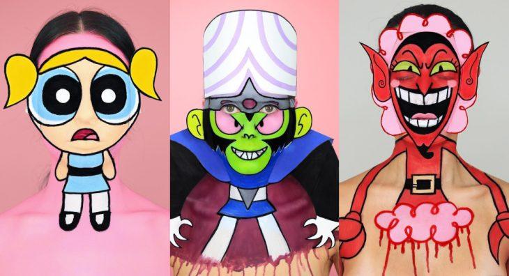 caricaturas de las chicas superpoderosas