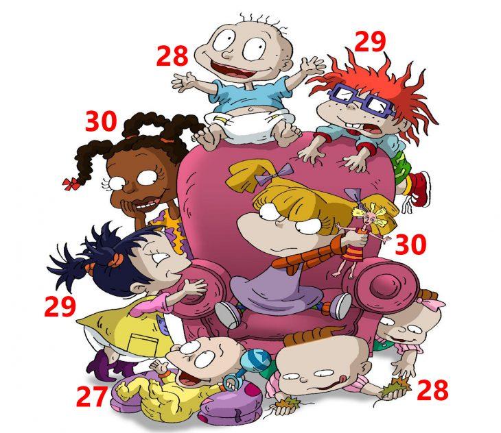 Los bebés de Rugrats ya son mayores de edad en todo el mundo